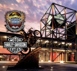 Harley-Davidson Dream Vacation Sweeps