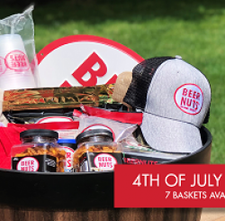 Beer Nuts July 4th Sweepstakes