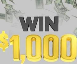 First for Women $1,000 Sweepstakes