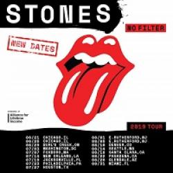 Rolling Stones No Filter Sweepstakes