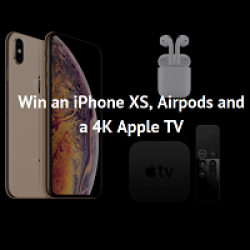 Digg Apple Sweepstakes