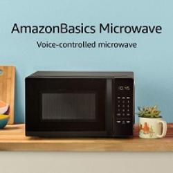 Voice Activated Microwave Giveaway