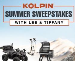 KOLPIN 2019 Summer Sweepstakes
