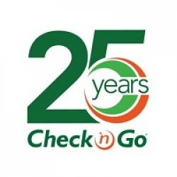 Check n Go 25th Anniversary Sweeps
