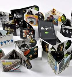 Beatles CD Collection Giveaway