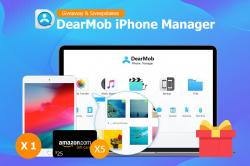 DearMob iPhone Manager Giveaway