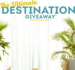 The Ultimate Destination Giveaway