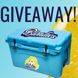 Blondies Cocktails Cooler Giveaway