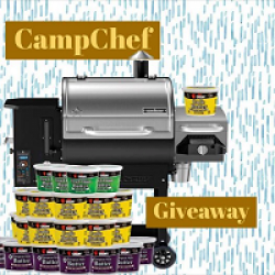 Chef Shamy Gourmet Butter Giveaway