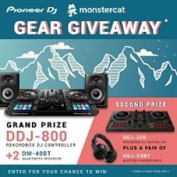 Pioneer DJ Controller Sweepstakes