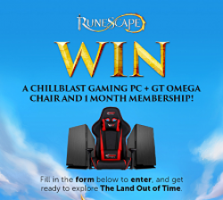 RuneScape Summer Sweepstakes