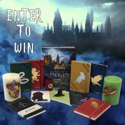 Bookstr Harry Potter Sweepstakes