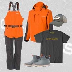 FishTrack Grundens Gear Giveaway