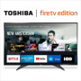 Win a Toshiba Smart TV & Amazon Fire Sweeps in online sweepstakes