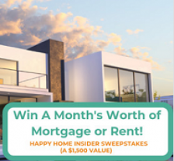 $1,500 Home Sweepstakes