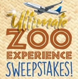 Ultimate Zoo Experience Sweepstakes