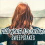 Win a Pick Your Own Adventure Sweepstakes in online sweepstakes