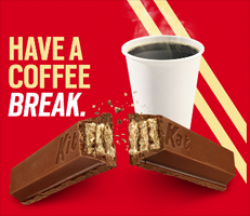Kit Kat Coffee Break Sweepstakes