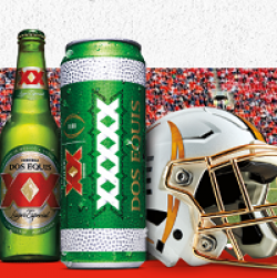 Dos Equis College Playoff Sweepstakes