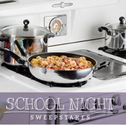 Farberware School Night Sweepstakes
