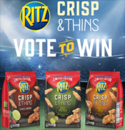 Ritz Vote To Win Sweepstakes