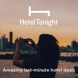 Hotel Tonight Summer Sweepstakes