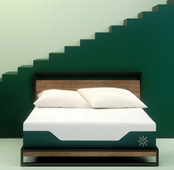 Zinus Platform Bed & Mattress Giveaway