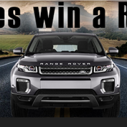 DNA Range Rover Sweepstakes