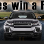 Win a DNA Range Rover Sweepstakes in online sweepstakes