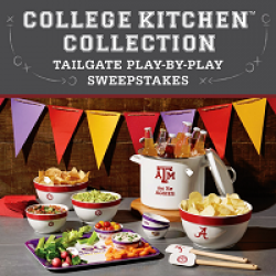 Tailgate Play-By-Play Sweepstakes