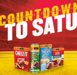 Kelloggs Countdown to Saturday Sweeps