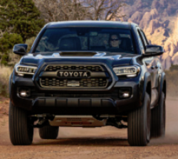 O Reilly Toyota Truck or SUV Giveaway