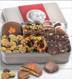 Simply Chocolate Festive Fall Sweeps