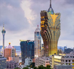 Macao Perfect Blend Sweepstakes