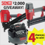 Win a SENCO $2,000 Giveaway in online sweepstakes