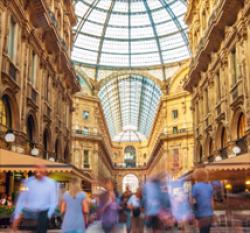 Weekend in Milan Sweepstakes