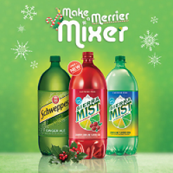 Merrier Mixer Sweepstakes