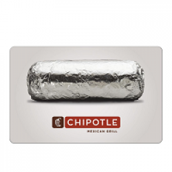 Kudosz Chipotle Mexican Grill Sweeps