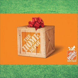 $350 Home Depot Giveaway