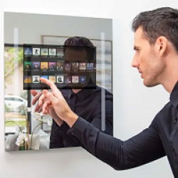 Capstone Smart Mirror Giveaway
