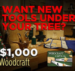 Woodcraft Tools Giveaway