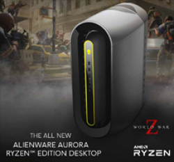 Alienware World War Z Giveaway