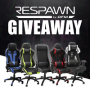 Win a Respawn Holiday Gaming Chairs Giveaway in online sweepstakes