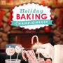 Win a Holiday Baking Championship Sweeps in online sweepstakes