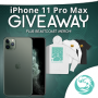 Win a Beastcoast iPhone 11 Pro Max Sweeps in online sweepstakes