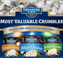 Most Valuable Crumbles Sweepstakes