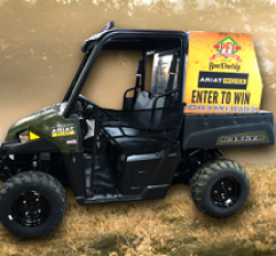 Ariat Work Polaris Ranger Giveaway prize ilustration