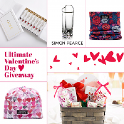 Ultimate Valentines Day Giveaway prize ilustration