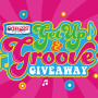Win a Get Up & Groove Giveaway in online sweepstakes