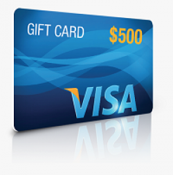 The Beat $500 VISA Sweepstakes prize ilustration
